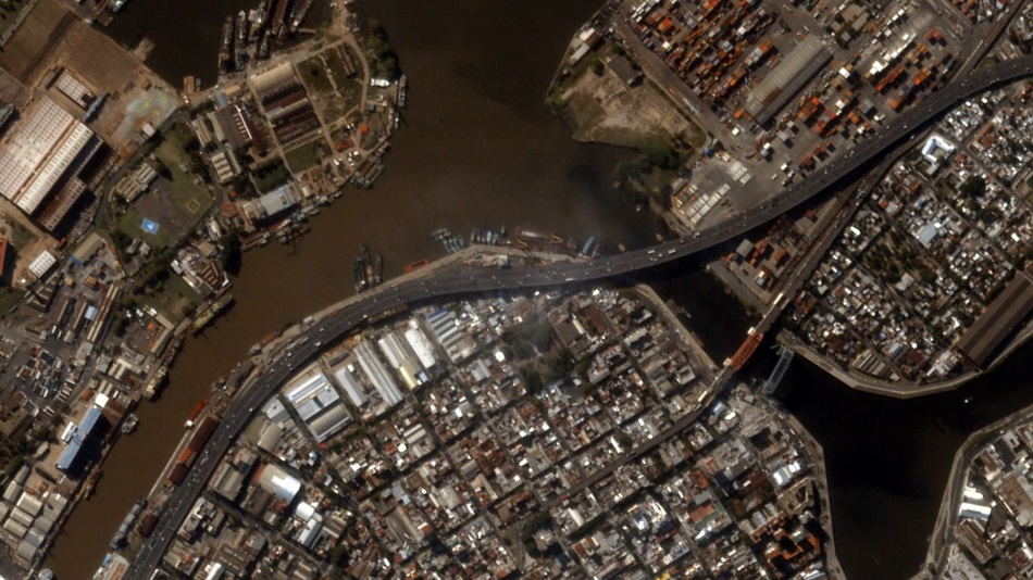 The satellite video analysis platform